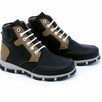 Grosir GMU 9528 Sepatu boot anak pria cowok sekolah garsel ori