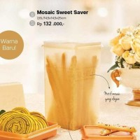New! Sale !! Tupperware Mosaic Sweet Saver Toples Limited