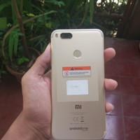 Xiaomi mia1 miai mi a1 ai fullset 4 64gb 12&12 5mp 3080mah ful hd tam