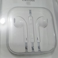 Jual Earpod / Earphone / Headset Iphone 5/6 Original 100% Bergaransi