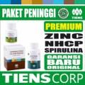 SPECIAL DISKON Tiens Paket Peninggi Badan Premium | Zinc + NHCP + Spir