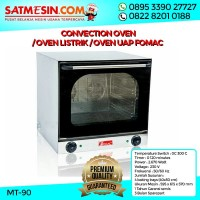 Convection Oven FOMAC MT-90 Oven Listrik Oven Roti Oven Uap