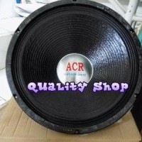 SPEAKER ACR 15 INCH PLATINUM 500 WATT ORIGINAL Murah