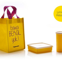 Bawa Bekal Set Tupperware
