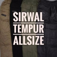 HARGA SPESIAL celana sirwal tempur