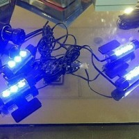 LAMPU KOLONG KABIN MOBIL COLONG LIGHTER FOOTSTEP LED CABIN TY7 Diskon