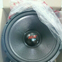 speaker acr pro 12 inch 30h120srw38B new 500watt 8 ohm