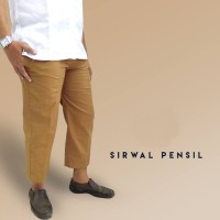 Celana Panjang Pria Sirwal Pensil