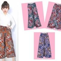 Celana Kulot Batik Anak 3 - 5 Tahun . PC1160 Diskon