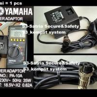 AC POWER adaptor PA-10 YAMAHA MIXER 18,5V 0,62A MG10 MG10XU 18.5V PA10