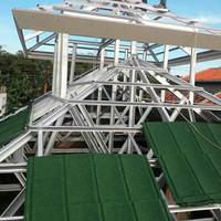 jual beli baja ringan bekasi rangka atap termurah kota