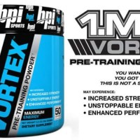BPI 1M.R Vortex Pre Workout Fitness Supplement