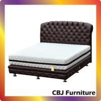 Bigland Kasur Springbed Chicago Hotel Platinum Bed S Full Set -180x200