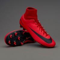 Sepatu Bola Nike Mercurial Victory VI DF FG University Red 903609616
