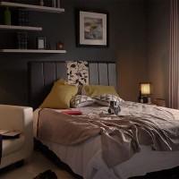 Kasur American Spring bed Imperial pillow top 120x200 surabaya malang