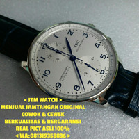 JAM TANGAN IWC SCHAFHAUSEN LAUREUS SPORT FOR GOOD SWISS ETA 1:1 CLONE