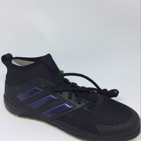 Sepatu futsal adidas original Ace Tango 17.3 IN core all black new