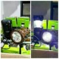 Emergency Lentera Tarik Solar   Powerbank   SENTER / Lampu Camping LED