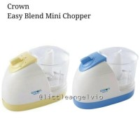 Crown Blender Makanan bayi easyblend multi chopper cr3038