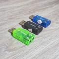 (Diskon) USB Sound Card / Soundcard 5.1