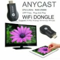 ANYCAST DONGLE HDMI WIFI DISPLAY RECEIVER HD TV SMARTPHONE MIRACAST