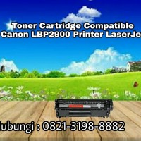 Toner Cartridge Compatible Canon LBP2900 LBP 2900 Printer LaserJet