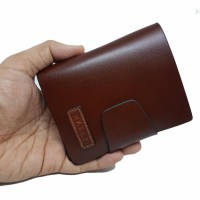 Dompet Kulit Asli pria branded Bally DK2348 Original Limited