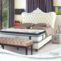 Set Kasur Sandaran Flower Floresta Royal Master Spring bed 180 X 200