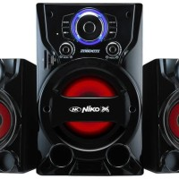 NIKO DINAMITE SLANK SPEAKER AKTIF MULTIMEDIA 55 WATT DENGAN BLUETOOTH