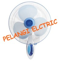 Kipas Angin Dinding / Wall Fan MIYAKO KAW-1689 RC Remot