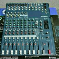 mixer Yamaha Mg124cx dan Power Yamaha P2500