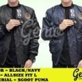 Best Quality Jaket Bomber Pria B.G.S.R Pocket Zipper Series