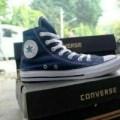 Jual Sepatu Converse Allstar High Navi Murah Berkualitas Unik