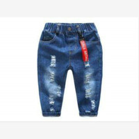 CELANA ANAK RIPPED JEANS IMPORT GROSIR