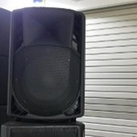 monitor toto sound 15 inch - speaker aktif oke Original