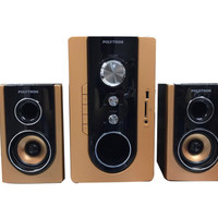 Polytron Multimedia Audio PMA-9300 Bluetooth - Speaker Subwoofer Aktif