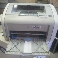 Printer HP Laserjet 1020 Siap Pakai Toner Full