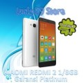 Dijual Xiaomi Redmi 2 4G Lte (1Gb/8Gb) Garansi Distributor 1 Tahun -
