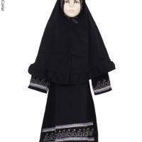 Gamis hitam anak / baju gamis arab anak / baju gamis anak BMC1660