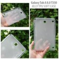 Softcase TPU Clear Cover Case Samsung Tab A 8.0 T350 T355 P355 P350