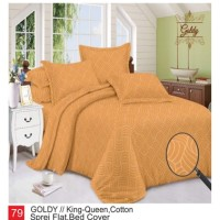 Goldy Bedcover Set King Rumindo RMD79C