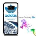 Adidas W3055 Casing Samsung S8 Plus Custom Hard case