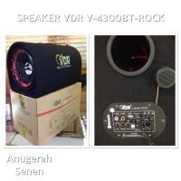 SPEAKER AKTIF VDR V-4300BT-ROCK