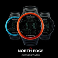 JAM TANGAN OUTDOOR NORTH EDGE BUKAN SUUNTO GARMIN