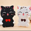 Case Oppo F5 F1s R9s F1 A37 A37f A57 A39 A33 Boneka Cat Black White