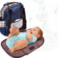 Jujube Be Quick Dot Dot Dot Diaper Bag | Tas Perlengkapan Bayi
