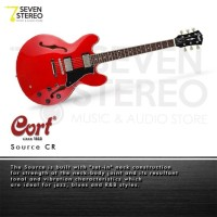 Cort Source CR Hollow Body Electric Guitar