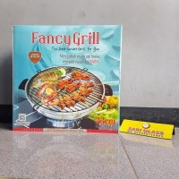 Alat panggang kompor gas /fancy grill 33 cm pemanggang sosis