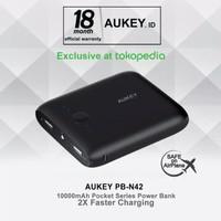 Aukey PB-N42 Pocket powerbank 10000 mah