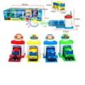 Tayo Bus Garasi Kecil Dk-06 4Pcs Mainan Anak   Toy